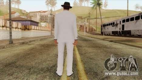 GTA 5 Online Skin 1 for GTA San Andreas second screenshot