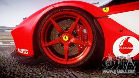 Ferrari LaFerrari 2013 HQ [EPM] PJ3 for GTA 4 back view