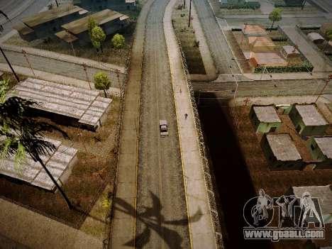 ENB Real Monsters for GTA San Andreas second screenshot