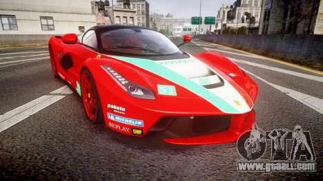 Ferrari LaFerrari 2013 HQ [EPM] PJ4 for GTA 4