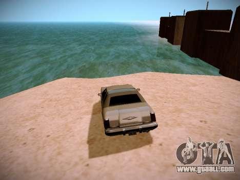 ENB Real Monsters for GTA San Andreas forth screenshot