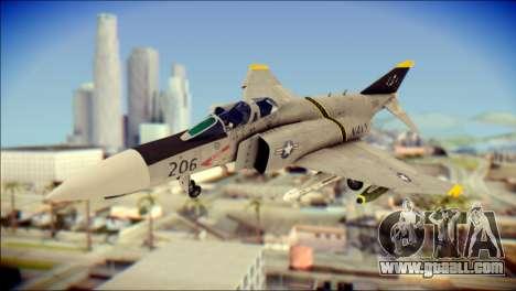 McDonnell Douglas F-4B Phantom II for GTA San Andreas