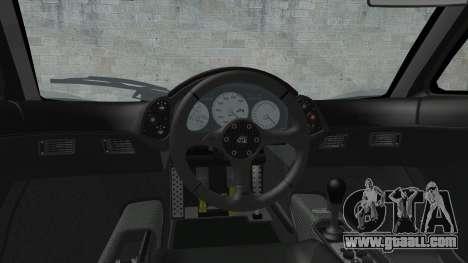 1992 McLaren F1 Clinic Model Custom Tunable v1.0 for GTA San Andreas back view