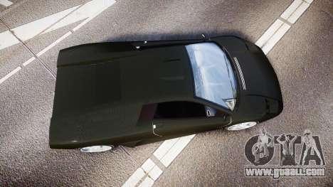 Pegassi Infernus Full Carbon for GTA 4 right view
