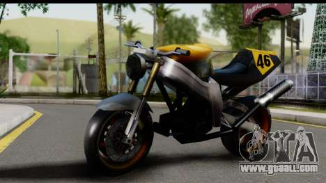 NRG Streetfighter for GTA San Andreas
