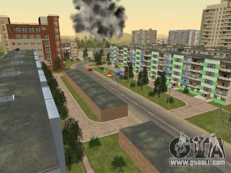 Prostokvashino for GTA Criminal Russia beta 2 for GTA San Andreas twelth screenshot