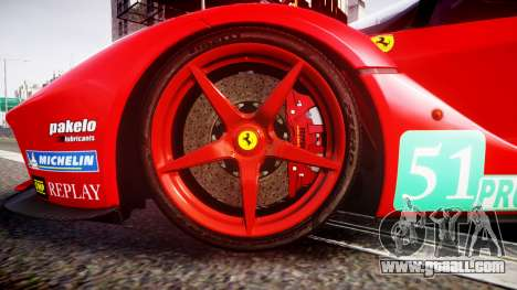 Ferrari LaFerrari 2013 HQ [EPM] PJ4 for GTA 4 back view