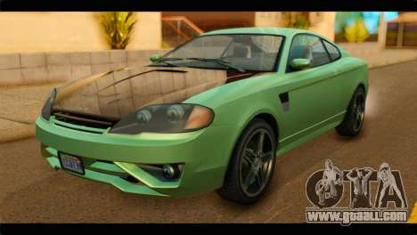 GTA 5 Bollokan Prairie for GTA San Andreas