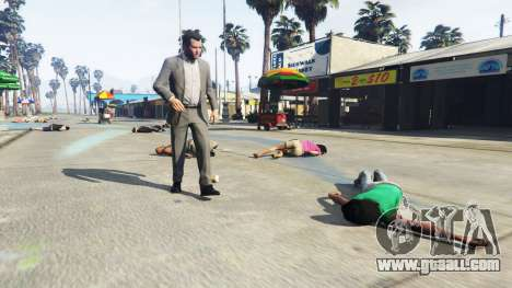 Infection for GTA 5