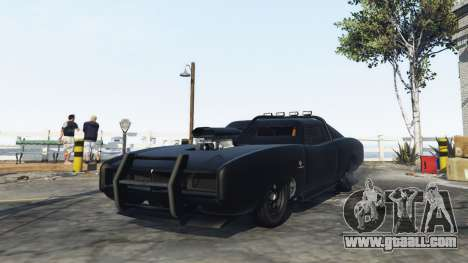 Duke O Death for GTA 5
