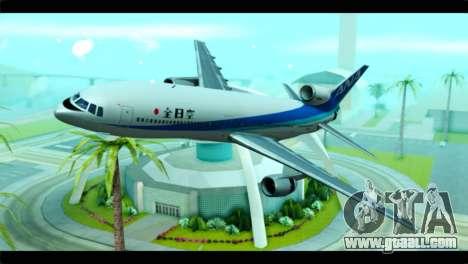 Lookheed L-1011 ANA for GTA San Andreas