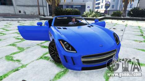 GTA 5 Deadly car door