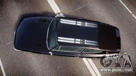 GTA V Lampadati Pigalle for GTA 4 right view