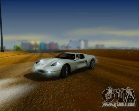 ENB Kiseki v1 for GTA San Andreas