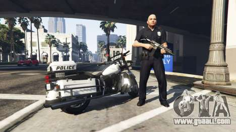 GTA 5 Police Mod 1.0b