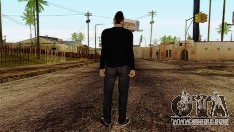 Skin 1 from GTA 5 for GTA San Andreas second screenshot