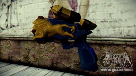 Hyper Magnum Kamen Rider Beast for GTA San Andreas second screenshot