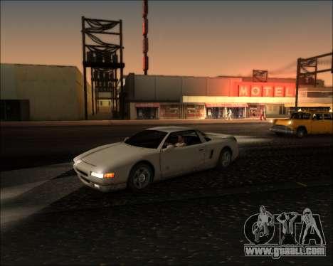 ENB Kiseki v1 for GTA San Andreas forth screenshot