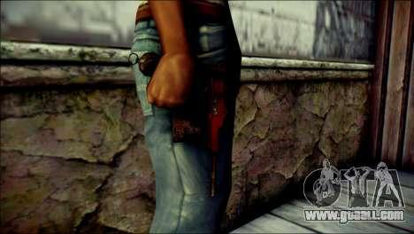 Mauser M1896 Royal Dragon CF for GTA San Andreas third screenshot