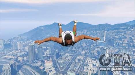 GTA 5 Nice to fly second screenshot
