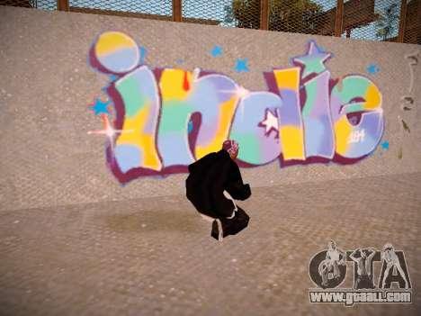 ENB Real Monsters for GTA San Andreas fifth screenshot