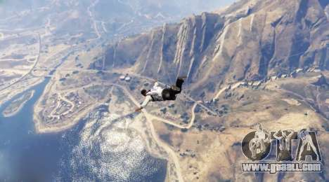 GTA 5 Nice to fly third screenshot