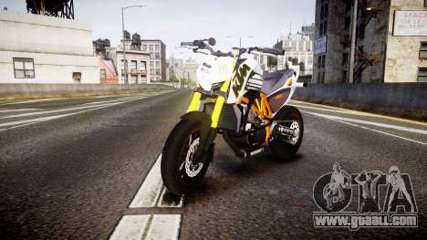 KTM 690 SuperMoto for GTA 4