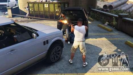 GTA 5 Lamar Missions v0.1a third screenshot