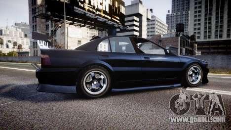 Maibatsu Vincent 16V Drift for GTA 4 left view