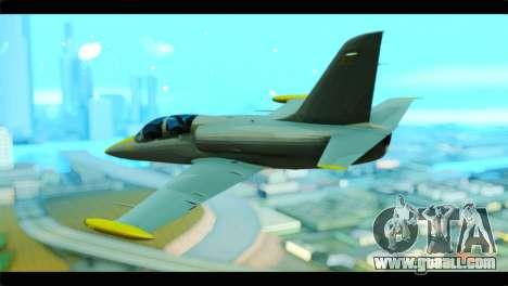 GTA 5 Besra for GTA San Andreas left view