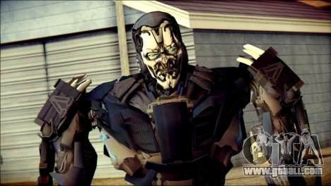 Lockdown Skin from Transformers for GTA San Andreas third screenshot