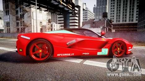 Ferrari LaFerrari 2013 HQ [EPM] PJ4 for GTA 4 left view