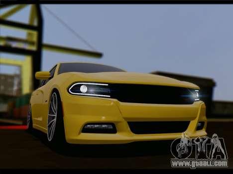 iniENB for GTA San Andreas third screenshot