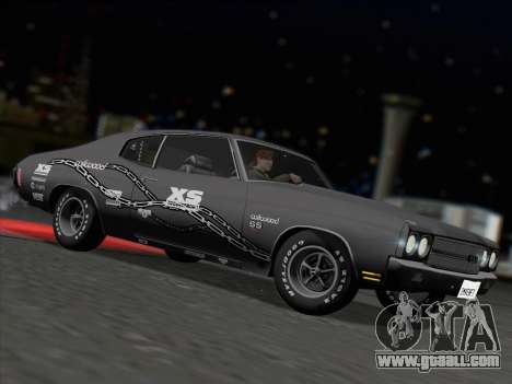 iniENB for GTA San Andreas seventh screenshot