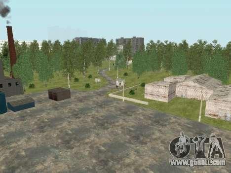 Prostokvashino for GTA Criminal Russia beta 2 for GTA San Andreas