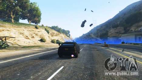 GTA 5 Force field second screenshot