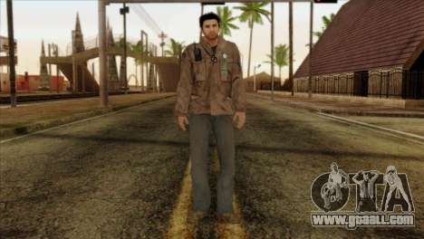 Classic Alex Shepherd Skin for GTA San Andreas