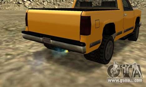 PS2 Yosemite for GTA San Andreas inner view