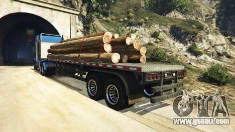 GTA 5 Trucking third screenshot