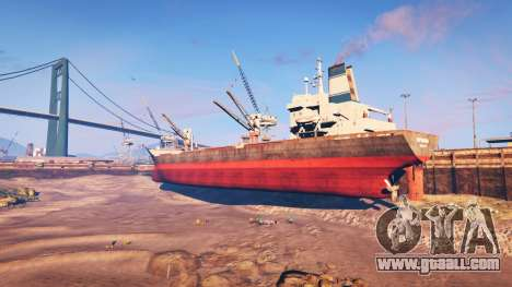 GTA 5 No Water seventh screenshot