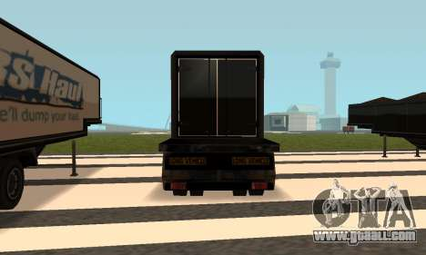 PS2 Article Trailer 3 for GTA San Andreas left view