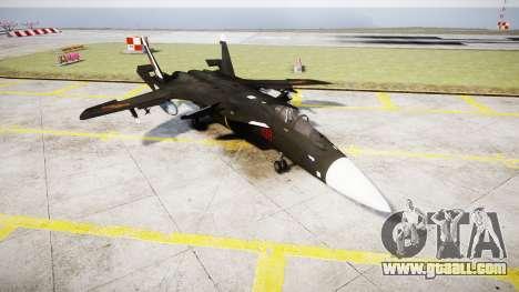 Su-47 Berkut for GTA 4