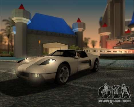 ENB Kiseki v1 for GTA San Andreas third screenshot