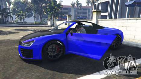 Carjacking for GTA 5