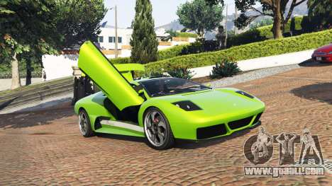 Realistic driving v1.2 for GTA 5