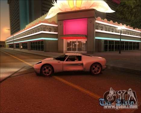ENB Kiseki v1 for GTA San Andreas second screenshot