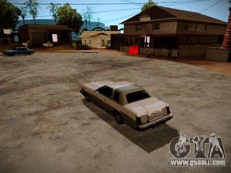 ENB Real Monsters for GTA San Andreas third screenshot