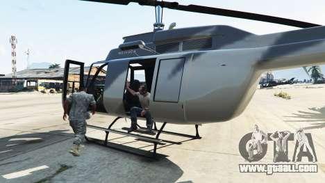GTA 5 Air taxi second screenshot