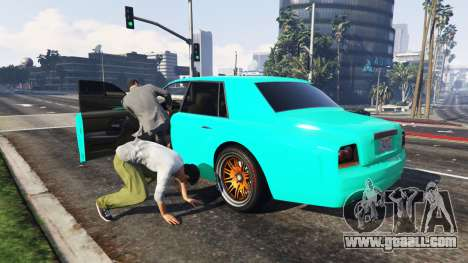 Carjacking for GTA 5