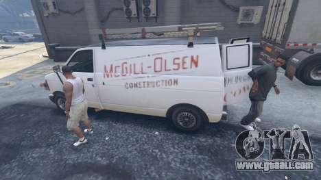 GTA 5 Lamar Missions v0.1a second screenshot